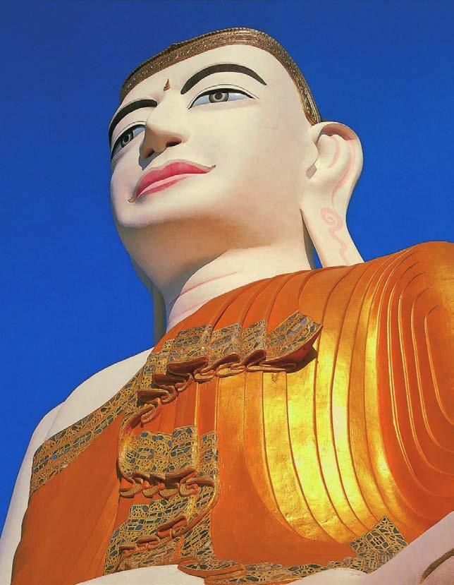 Buste de Bouddha, 1000 Bouddhas de Génie, T.W. Rhys Davids Ph.D. LLD., Victoria Charles