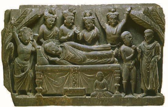Das Parinirvana des Buddhas, 1000 Buddhas, T.W. Rhys Davids Ph.D. LLD., Victoria Charles