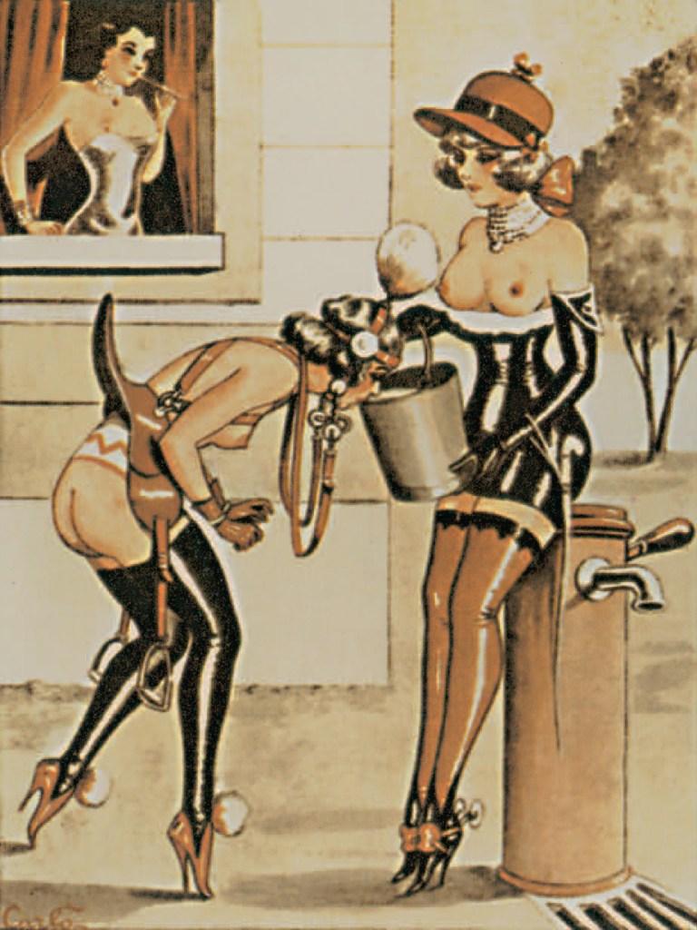 Illustration de Carlos, 1930-1940