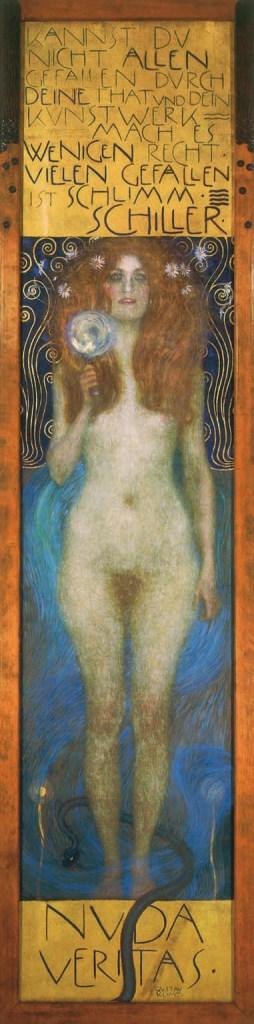 NUDA VERITAS, 1899