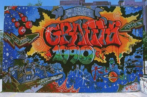 LEE, Graffiti 1990, 1981