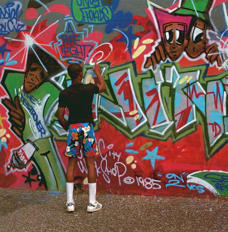Wine, 1985, American Graffiti, Margo Thompson