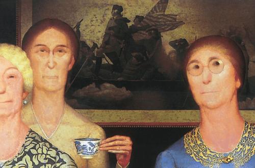 Daughters of Revolution, 1932