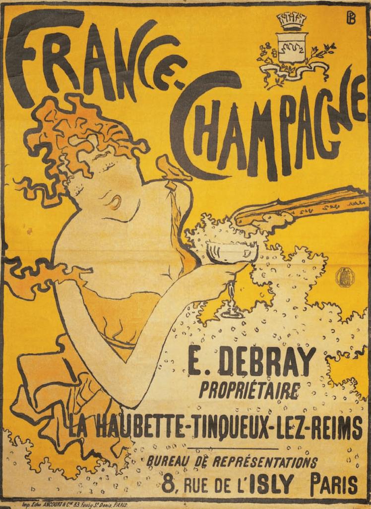 Pierre Bonnard, France-Champagne, 1891, Bonnard und die Nabis, Albert Kostenevitch