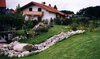 Gartengestaltung mit Steinen – Steingarten anlegen im 5 ...