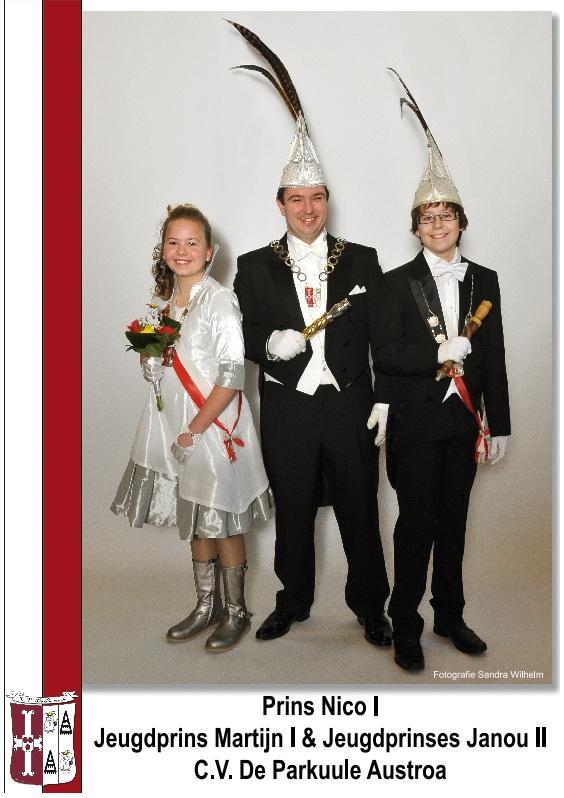 prinsenpaar 2013