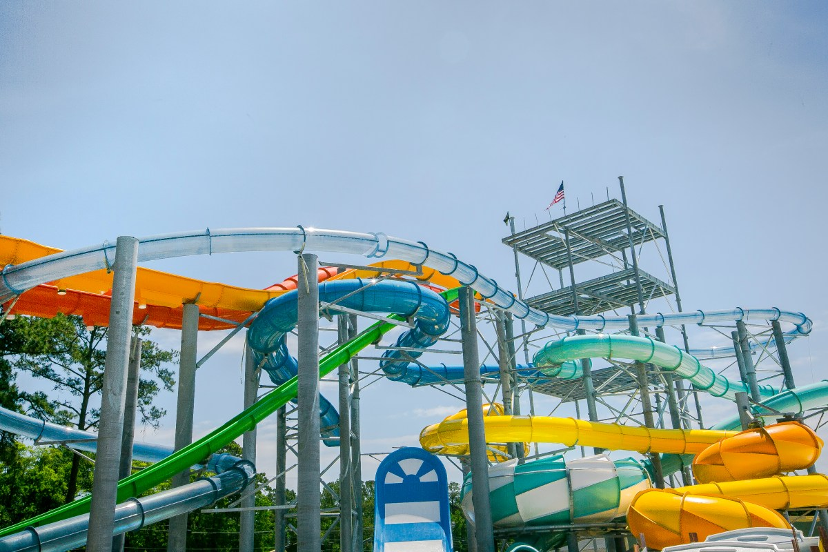 Water Park In Outer Banks And Expansion