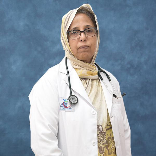 Dr Salma Nahid