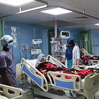 Incentive Care Unit (ICU)