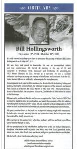 Bill Hollingsworth