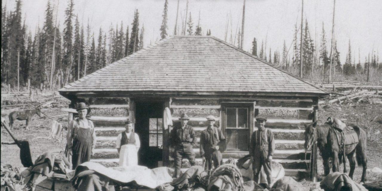 Mountain Trails, Memoirs of an Alberta Forest Ranger