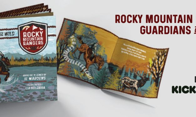 Rocky Mountain Rangers: Guardians of the Wild –  children's book
