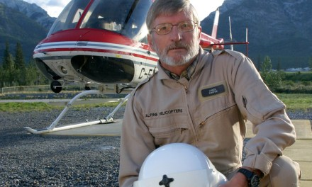 Unsung hero in the sky –  Lance Cooper article