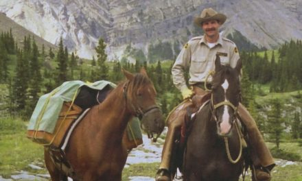 Born to the Wild – Journals of a National Park Warden in the Canadian Rockies