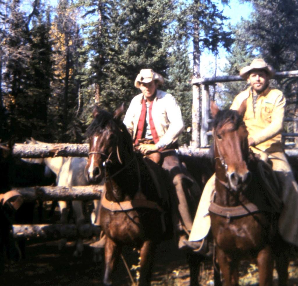 "Bob Haney and David Wildman ""the cowboys"""