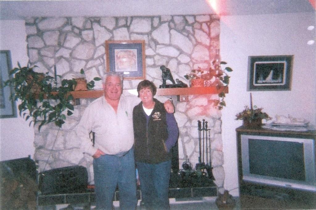 Lou and Cheryl Comin
