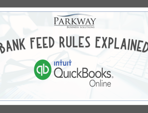 Parkway Services vs Cost of a Bookkeeper