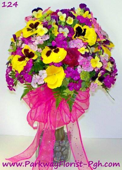bouquets 124