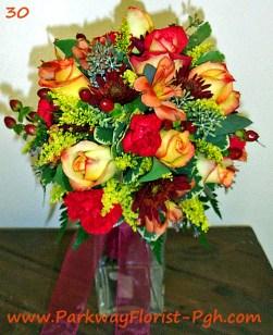 bouquets 30