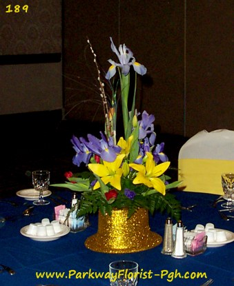 center pieces 189