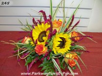 Center Pieces 245