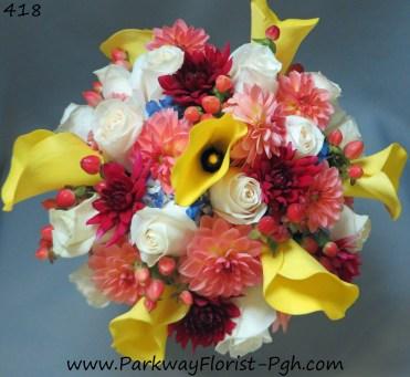 Bouquets 418