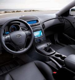 updates to the 2011 hyundai genesis coupe interior [ 1280 x 960 Pixel ]