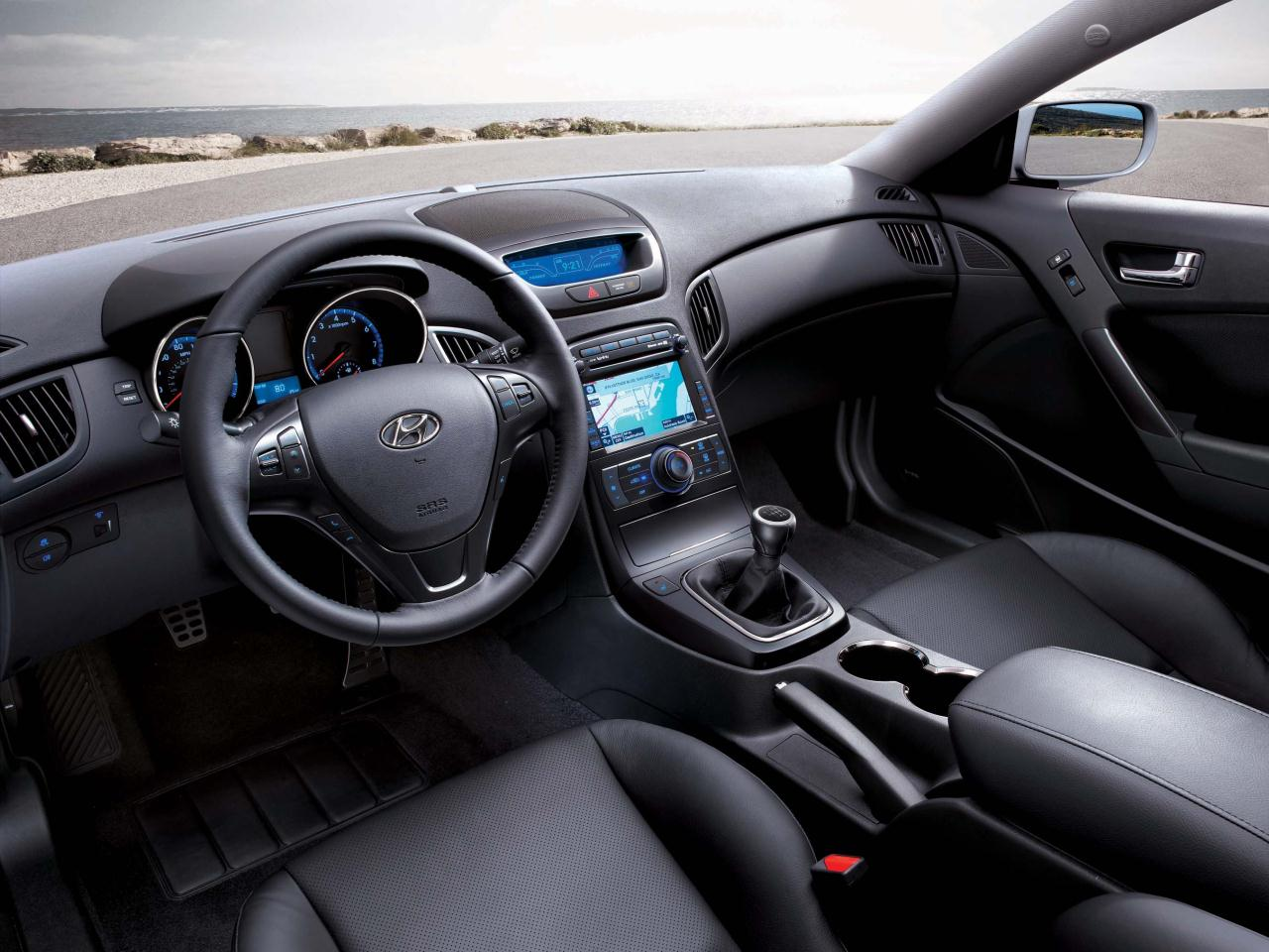 hight resolution of updates to the 2011 hyundai genesis coupe interior