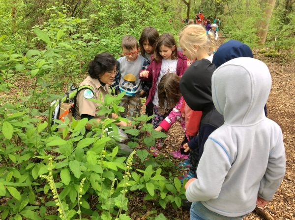 Environmental Education Volunteer Open House - Parkways