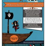 Halloween Bounce House Pirate Pool Party At Green Lake Community Center Parkways