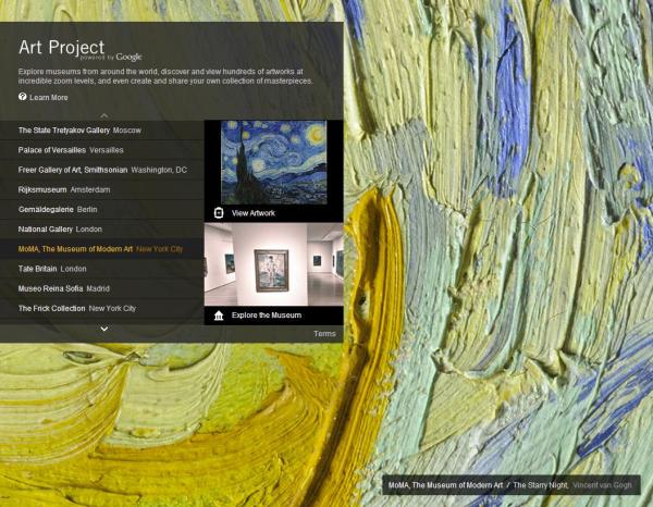 Google Art Project - Park West