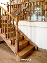 Traditional Staircases - Parkwood Joinery Ltd