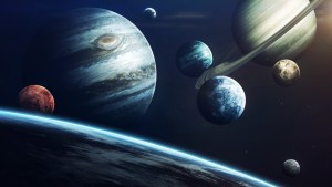 Picture of planets