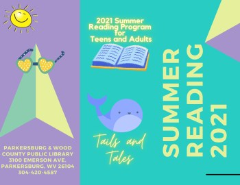 2021 Emerson Adult Summer Reading