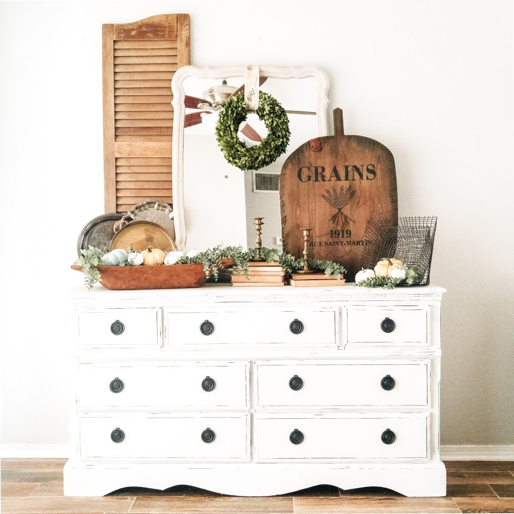 French Farmhouse Buffet