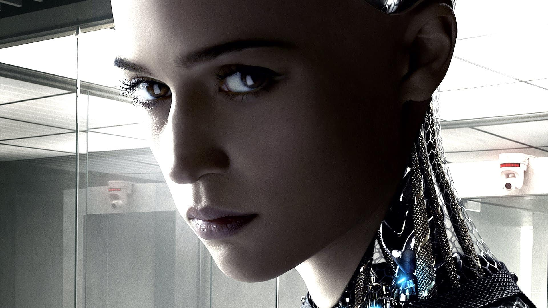 ex machina filmi