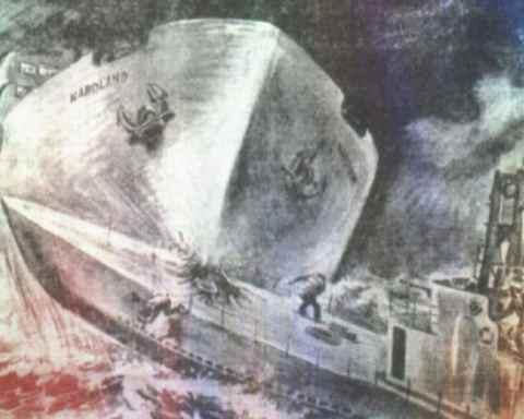 dumlupınar denizaltı faciası
