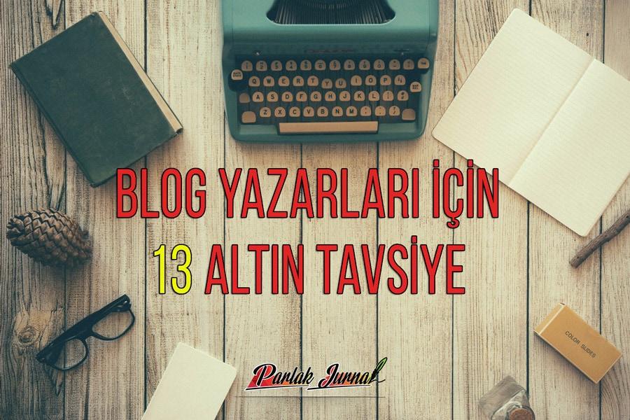 blog tavsiye
