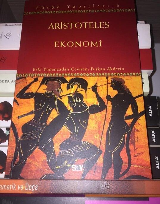 ekonomi aristoteles