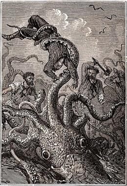 denizler altında yirmi bin fersah