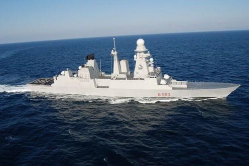 Cosa ci fanno navi militari italiane verso la Siria?