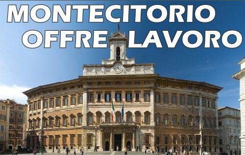 Sai fare il Capo Ufficio Stampa? A Montecitorio c'è posto per te!