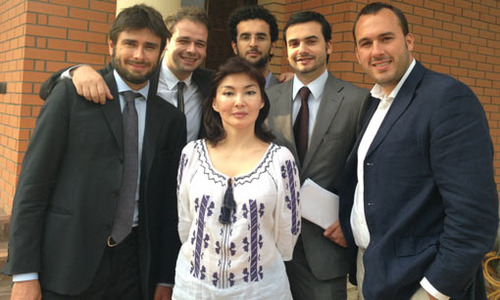 Alma Shalabayeva finalmente in Italia