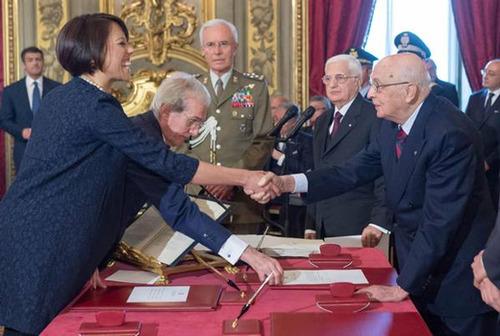 Dimissioni De Girolamo, il governo è la Waterloo di Napolitano