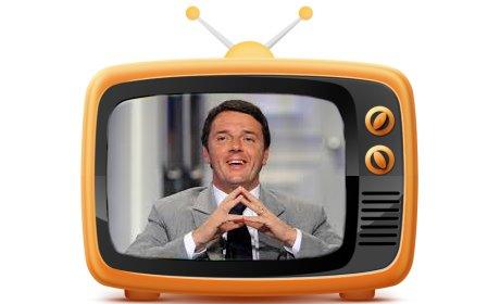 La RAI? E' in overdose di Renzi! Esposto all'AgCom del M5S
