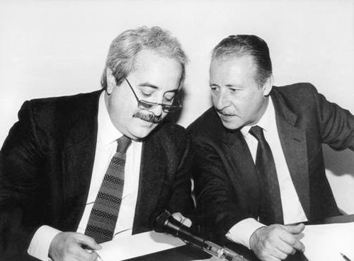 Falcone e Borsellino, eroi di tutti i cittadini onesti!