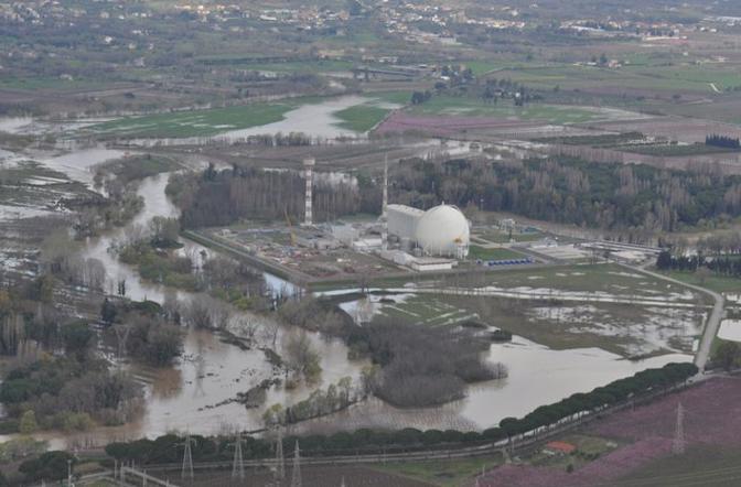 Acqua inquinata dalla centrale nucleare del Garigliano?