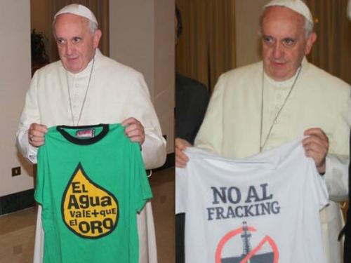"Dal Papa un'enciclica ""a 5 stelle"""