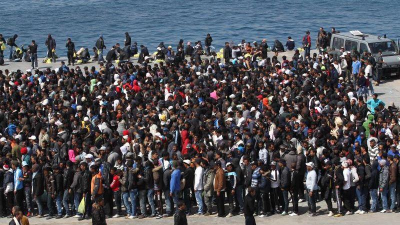 Immigrazione: M5S, governo responsabile se Italia dimenticata da Ue