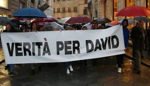 MPS, la morte di Rossi va chiarita. Mandate gli ispettori in Procura
